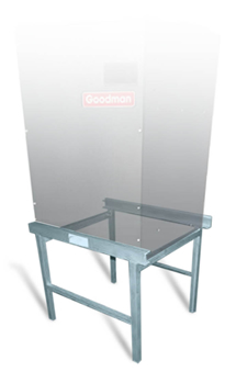 Metal Stand For Air Handler 24 Quot Height Heb24n