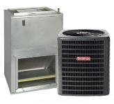 1.5 Ton 13 Seer Goodman Air Conditioning System - GSX130181 - AWUF18051