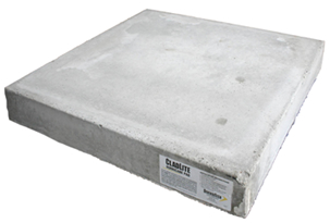 Concrete pads3636 4 for Ac condenser pad installation