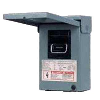 Electrical Disconnect Box 60amp