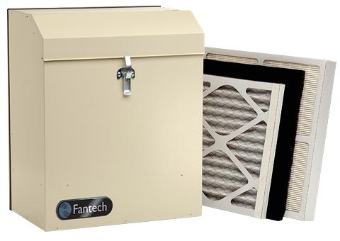 Fantech Hepa Filtration System Duct Mounted Dm3000p