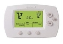 Honeywell Visionpro 6000 Programmable Thermostat (2H/2C) - TH6220D1028