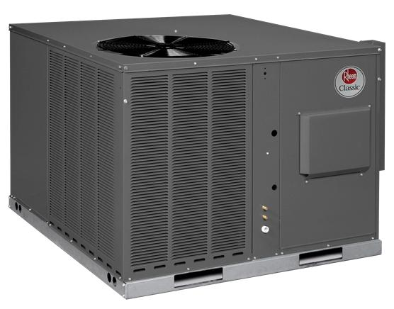 rheem classic 3 5 ton 14 seer packaged gas electric unit constant torque x13 drive package. Black Bedroom Furniture Sets. Home Design Ideas